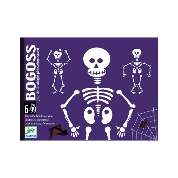 Bogoss, jeu de cartes DJECO DJO5160