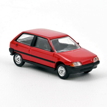 Citroën AX rouge 1986 - NOREV