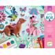 Fairy Box Coffret d'activités créatives pour enfant DJECO 9332