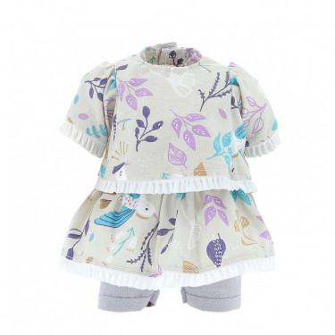 Vêtement de poupée Petitcollin 27 cm 'Romane'