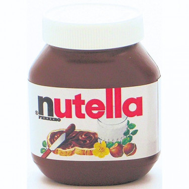Pot de Nutella, jouet dînette Polly 6606