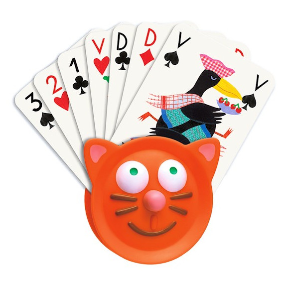 Chat porte-cartes DJECO DJO 5997