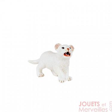 Lionceau blanc PAPO 50076