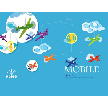 Mobile En vol, mobile DJECO 4332