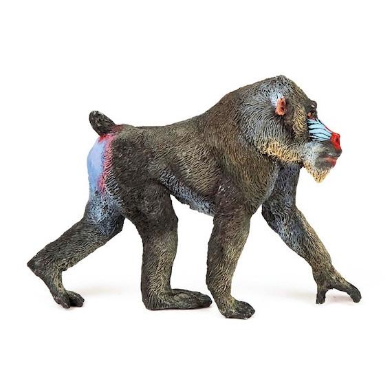 Mandrille, figurine PAPO 50121
