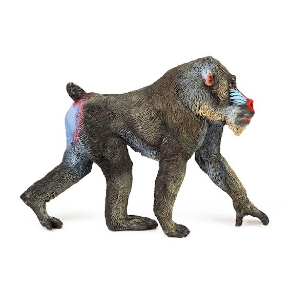 Mandrill, figurine PAPO 50121