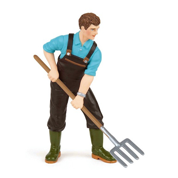 Jardinier, figurine PAPO 39216