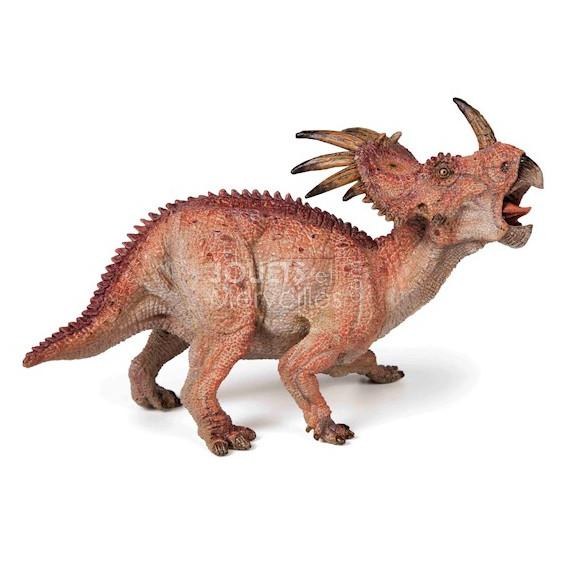 Styracosaure, figurine PAPO 55020