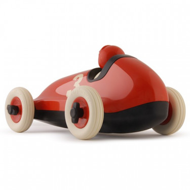 Voiture de course Playforever rouge
