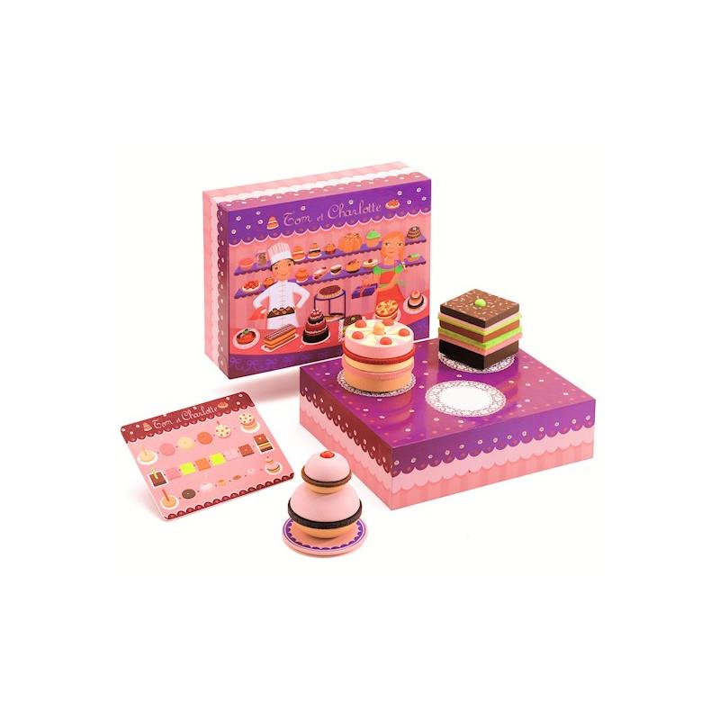 tom et charlotte djeco 6610 jouet d nette djeco jouets. Black Bedroom Furniture Sets. Home Design Ideas