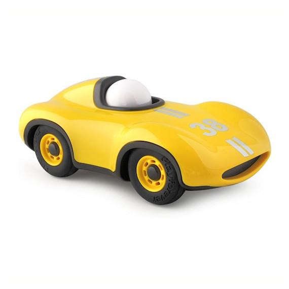 Voiture Playforever Le Mans jaune 'SPEEDY'