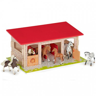 Box à chevaux PAPO 60104