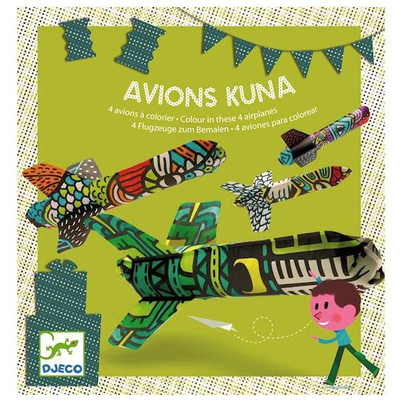 Avions Kuna, DJECO 2064