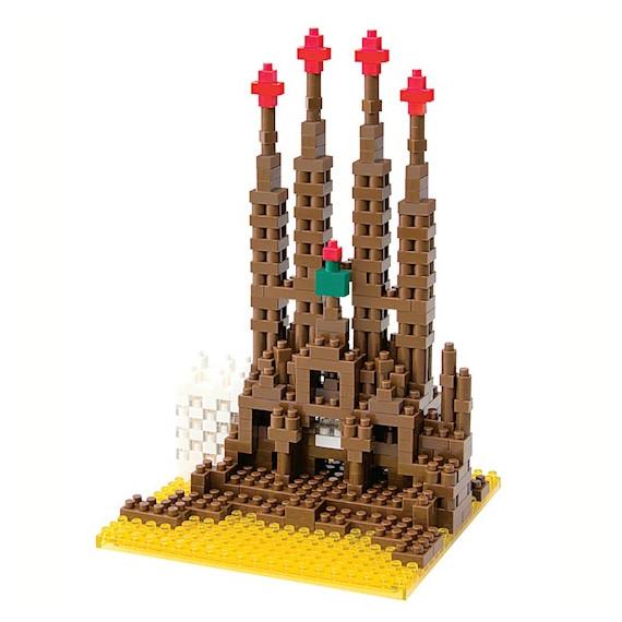 Sagrada Familia nanoblock