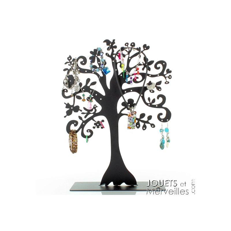 arbre bijoux fleurs noir jouets et merveilles. Black Bedroom Furniture Sets. Home Design Ideas