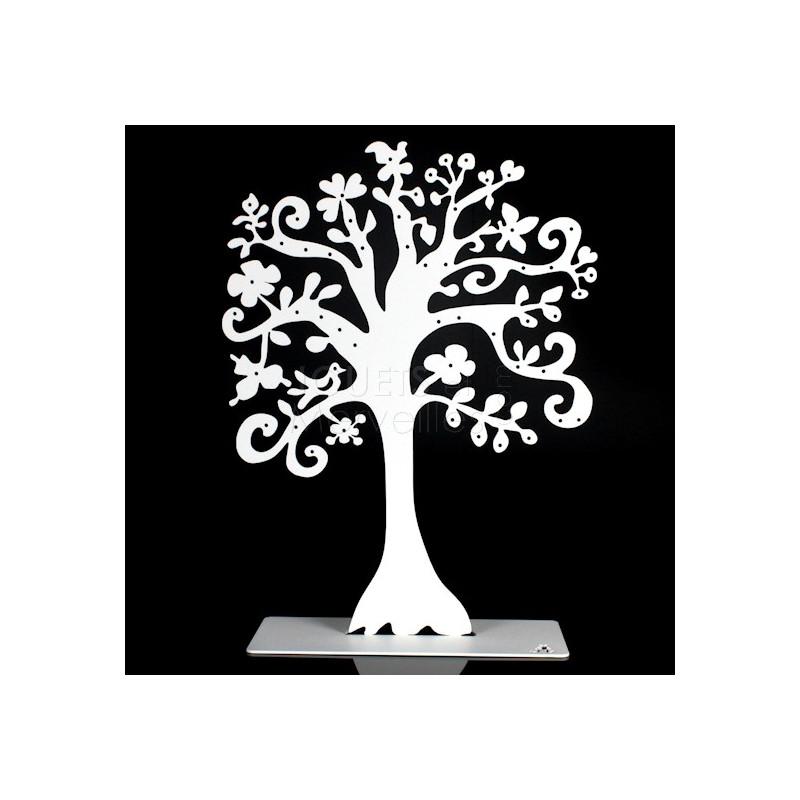 arbre bijoux fleurs blanc jouets et merveilles. Black Bedroom Furniture Sets. Home Design Ideas