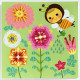 Cartes à lacer 'Les petits copains', DJECO 8942