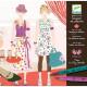 Coffret Dessiner une Collection, Atelier de mode DJECO DJO8731