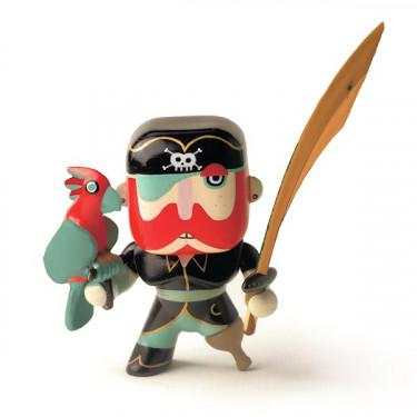 Arty Toys SAM PARROT djeco 6816