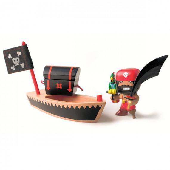 Arty Toys EL LOCO djeco 6832