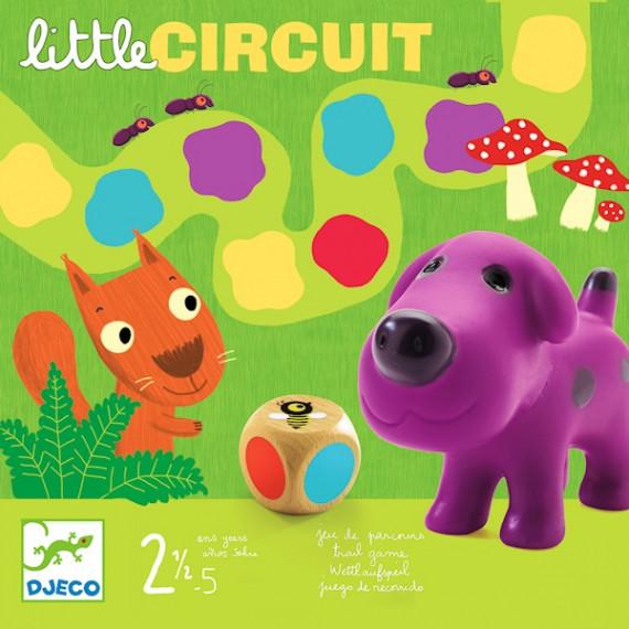 Little Circuit, jeu de parcours DJECO 8550