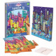 TABLEAUX 3D Gratte-ciel, Art et Créations Sentosphère 2021