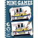 Les différences de Rémi, Mini Games DJECO 5306
