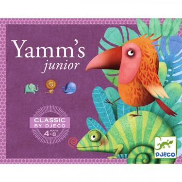 YAM'S junior, jeu DJECO 5209