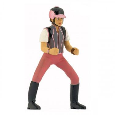 Jeune cavalière fashion PAPO 52007