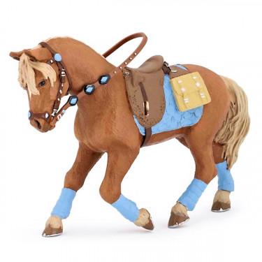 Cheval du jeune cavalier, PAPO 51544