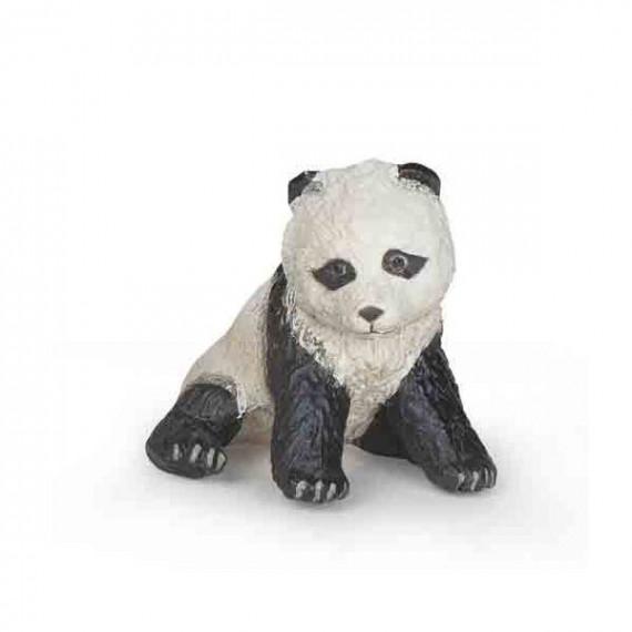Bébé panda assis PAPO 50135