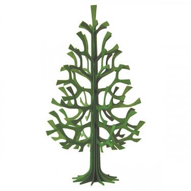 Sapin LOVI 30cm vert foncé