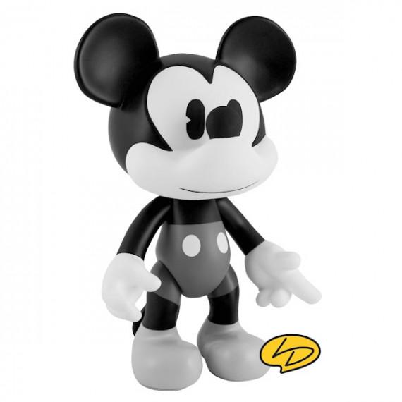 ARTOYZ Mickey noir & blanc Leblon Delienne
