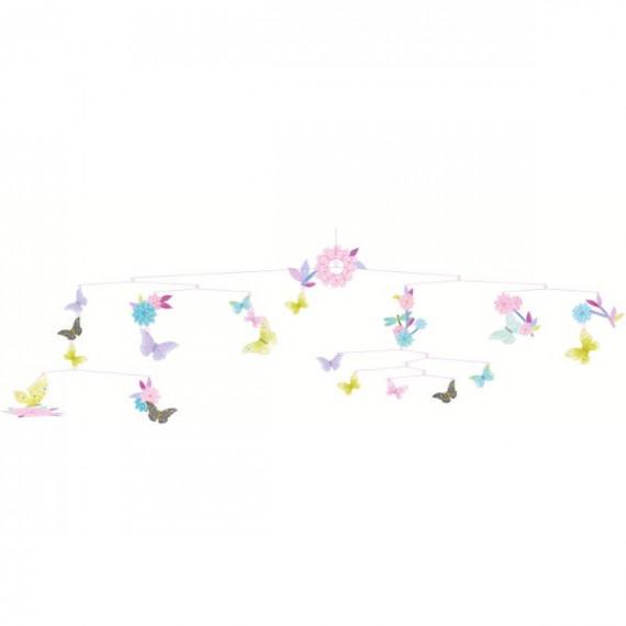 Ronde des papillons, mobile DJECO 4320