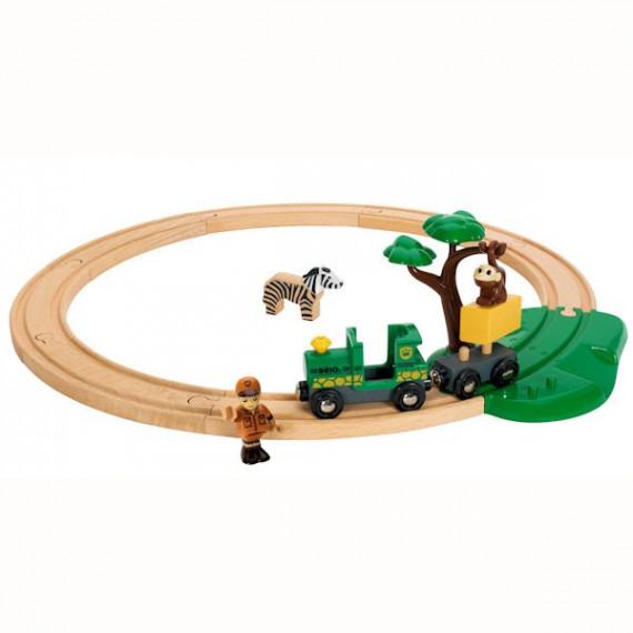 Circuit safari BRIO 33720