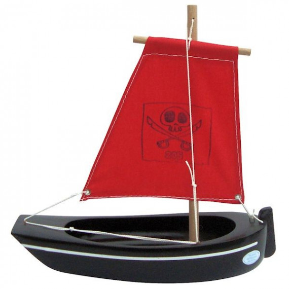 Petit thonier TIROT en bois 22 cm, modèle 205