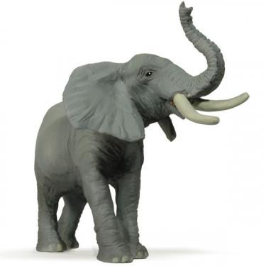 Eléphant barrissant PAPO 50041