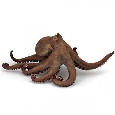 Pieuvre, figurine PAPO 56013