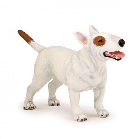 Bull terrier, figurine PAPO 54027