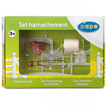 Set harnachement PAPO 50091