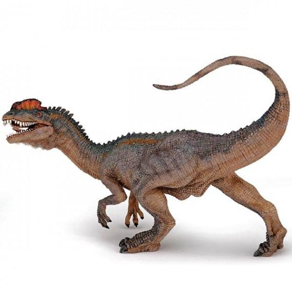 Dilophosaure, dinosaure PAPO 55035