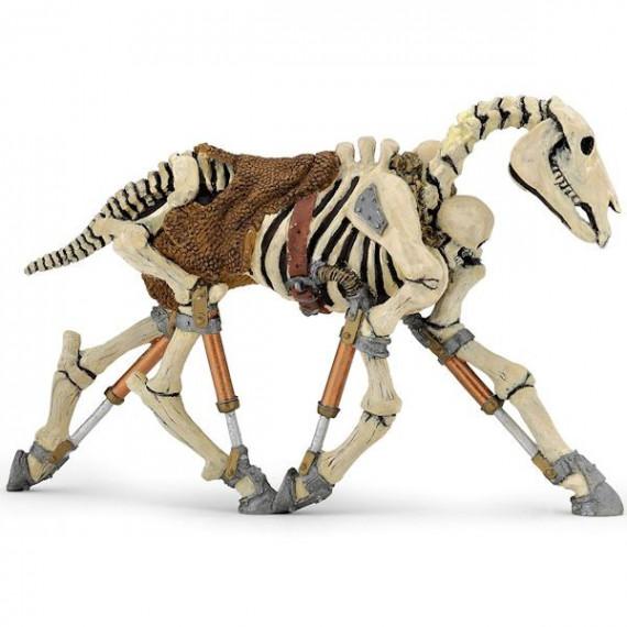 Cheval squelette PAPO 38993