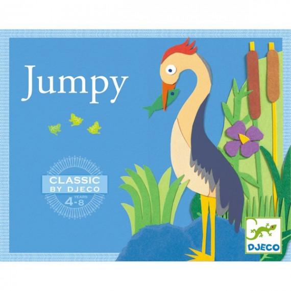 JUMPY, jeu classique DJECO 5214