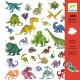 Stickers Dinosaures Djeco 8843