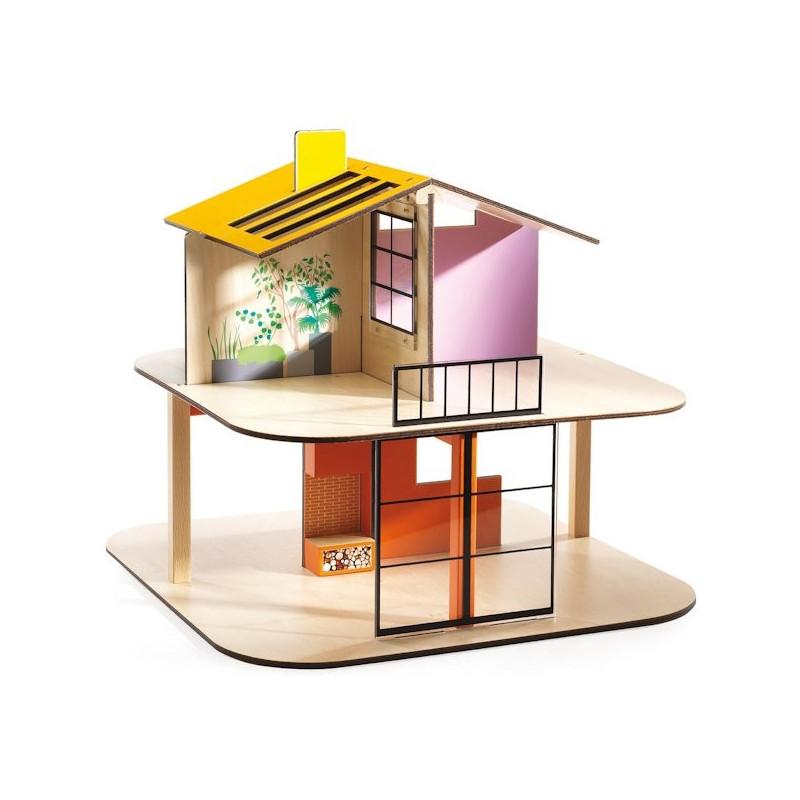 Maisons De Poupees Djeco Jouets Et Merveilles