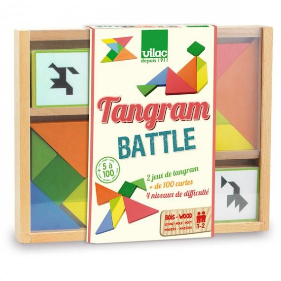 Tangram battle VILAC 6061