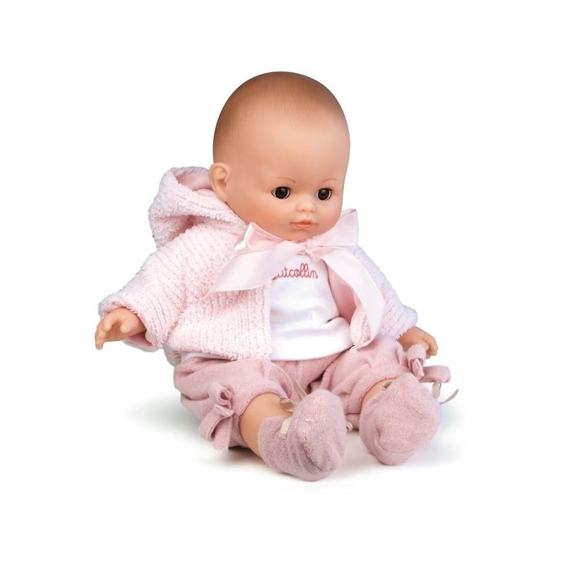 poup e petit c lin 36cm mon b b d 39 amour petitcollin jouets et merveilles. Black Bedroom Furniture Sets. Home Design Ideas