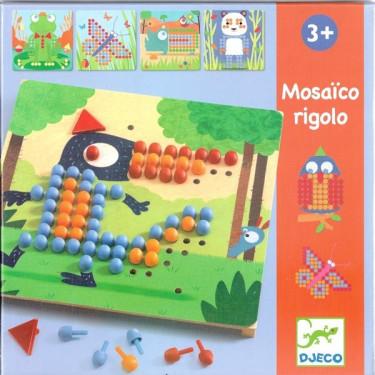 Mosaïco rigolo DJECO 8136