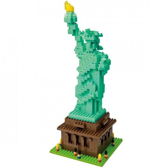 Statue de la Liberté nanoblock