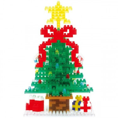 Mon grand sapin de Noël nanoblock